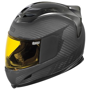 Icon Airframe Ghost Carbon Helmet (Size 3XL Only)