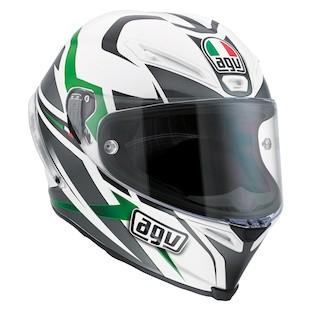 AGV Corsa Velocity Italy Helmet (Size LG Only)