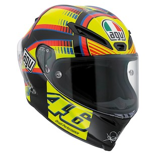 AGV Corsa Sole Luna Rossi Helmet (Size MS Only)