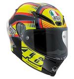 AGV Corsa Sole Luna Rossi Helmet