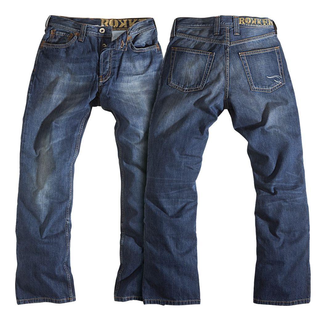 Rokker Original Jeans Revzilla