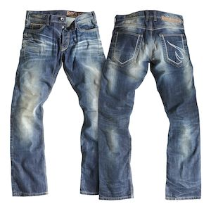 Rokker Red Selvage Jeans