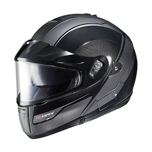 HJC IS-MAX BT Sprint Snow Helmet - Dual Lens