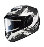 HJC CS-R2 Contrast Snow Helmet - Electric Shield