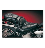Le Pera Monterey Regal Plush Pillion Seat For Harley Softail 1984-1999