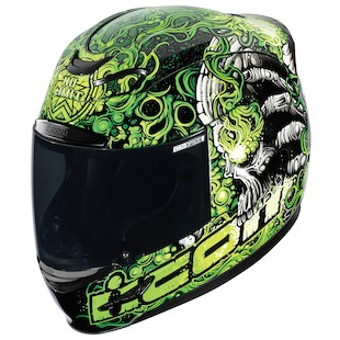 Icon Airmada Jason Britton Helmet (Size 3XL Only)