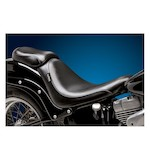 Le Pera Silhouette Passenger Seat For Harley Softail With 200mm Tire 2006-2017