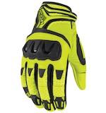 Icon Overlord Resistance Hi-Viz Gloves