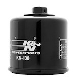 K&N Oil Filter KN-138