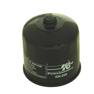 K&N Oil Filter KN-202
