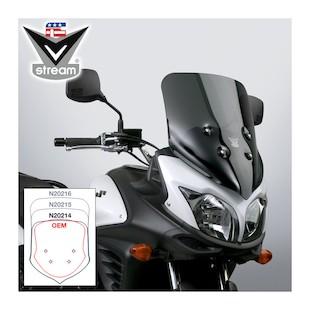 National Cycle VStream Sport Windscreen Suzuki VStrom 650 2012-2014