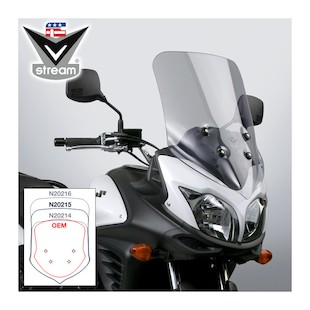 National Cycle VStream Sport Touring Windscreen Suzuki VStrom 650 2012-2014