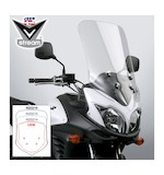 National Cycle VStream Tall Touring Windscreen Suzuki VStrom 650 2012-2014