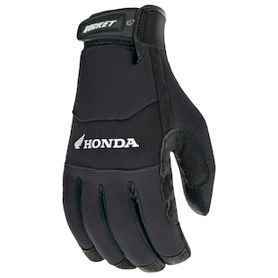 Joe Rocket Honda Crew Touch Gloves