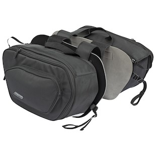 Rapid Transit Commuter Saddlebags