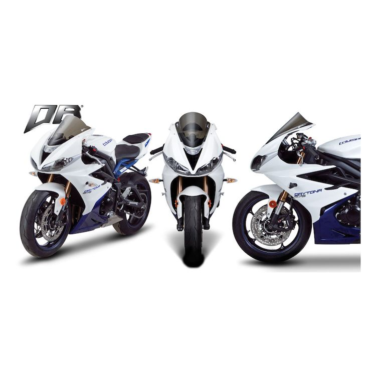 Zero Gravity Double Bubble Windscreen Triumph Daytona 675 / R 2013-2019