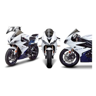 Zero Gravity Double Bubble Windscreen Triumph Daytona 675/R 2013-2015