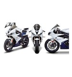 Zero Gravity Double Bubble Windscreen Triumph Daytona 675/R 2013-2017