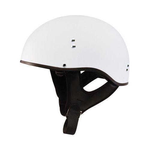 Gmax GM-35 Full Dress Solid Half Helmet White | eBay