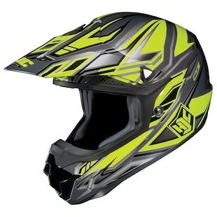 HJC CL-X6 Fulcrum Hi-Viz Helmet