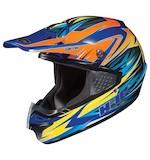 HJC CS-MX Shattered Helmet