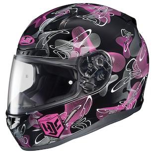 HJC Women's CL-17 Mystic Helmet