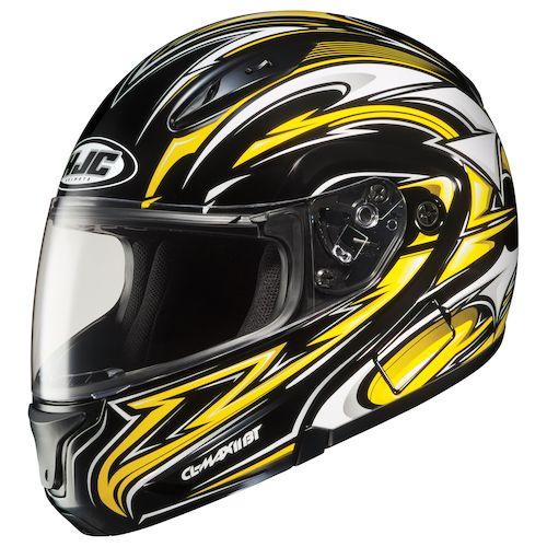 HJC CL-Max 2 Atomic Helmet - RevZilla