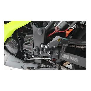 Lightech Rearsets Kawasaki Ninja 250R/300