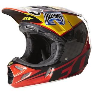Fox Racing V4 Reed Replica Helmet