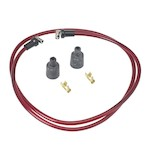 Lowbrow Customs Translucent Spark Plug Wires