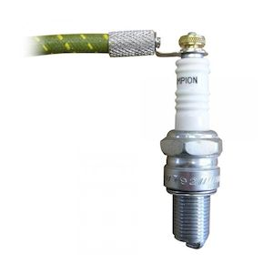 Lowbrow Customs Spark Plug Ring Terminals