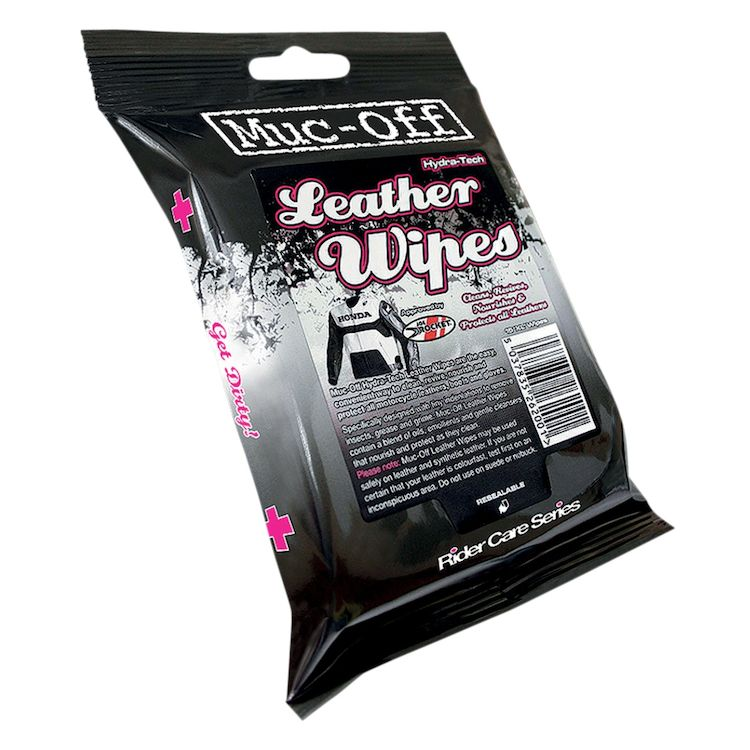 Muc-Off Leather Wipes