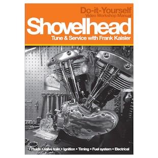 Lowbrow Customs Shovelhead Tune And Service DVD