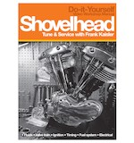 Lowbrow Customs Shovelhead Tune And Service DVD