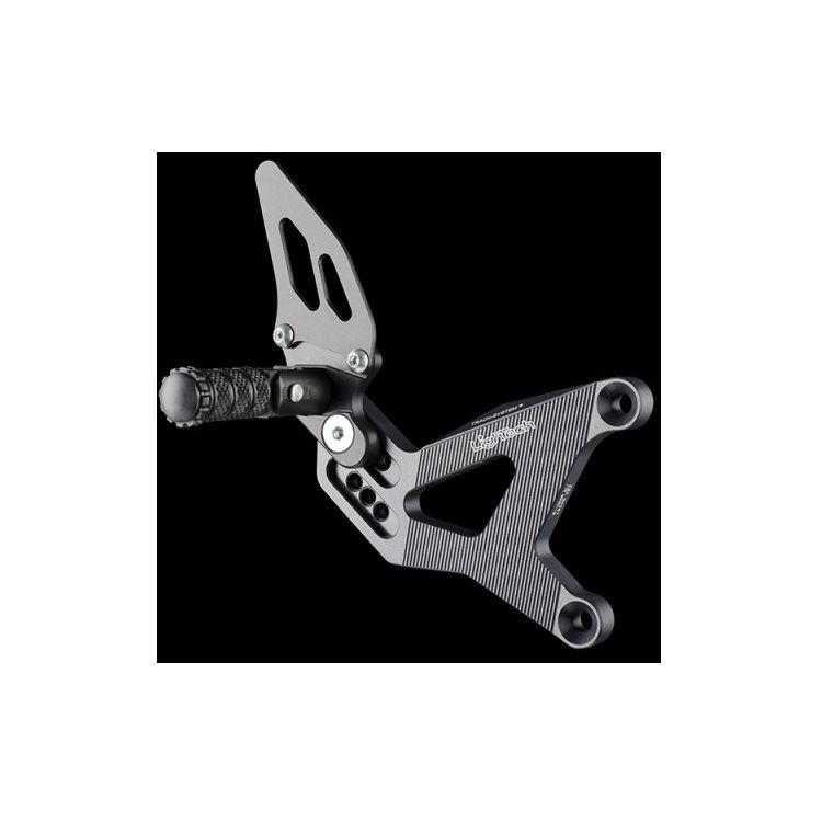 Lightech Track System Rearsets MV Agusta F4 / Brutale
