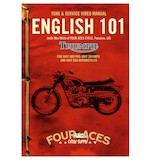 Lowbrow Customs English 101 DVD