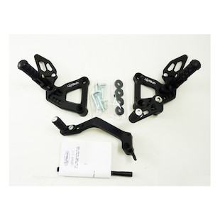 Lightech Track System Rearsets Ducati 848/1098/1198