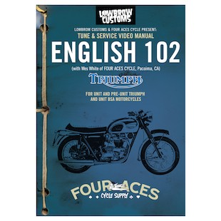 Lowbrow Customs English 102 DVD