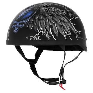 River Road Grateful Dead Steal Your Face Storm Helmet