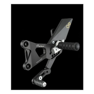 Lightech Track System Rearsets BMW S1000RR / S1000R