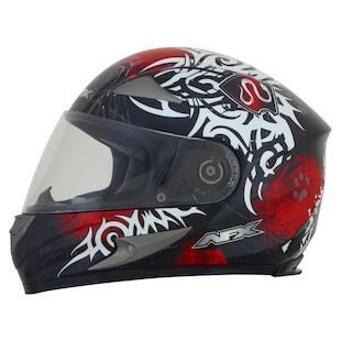 AFX FX-90 Danger Helmet (Size SM Only)