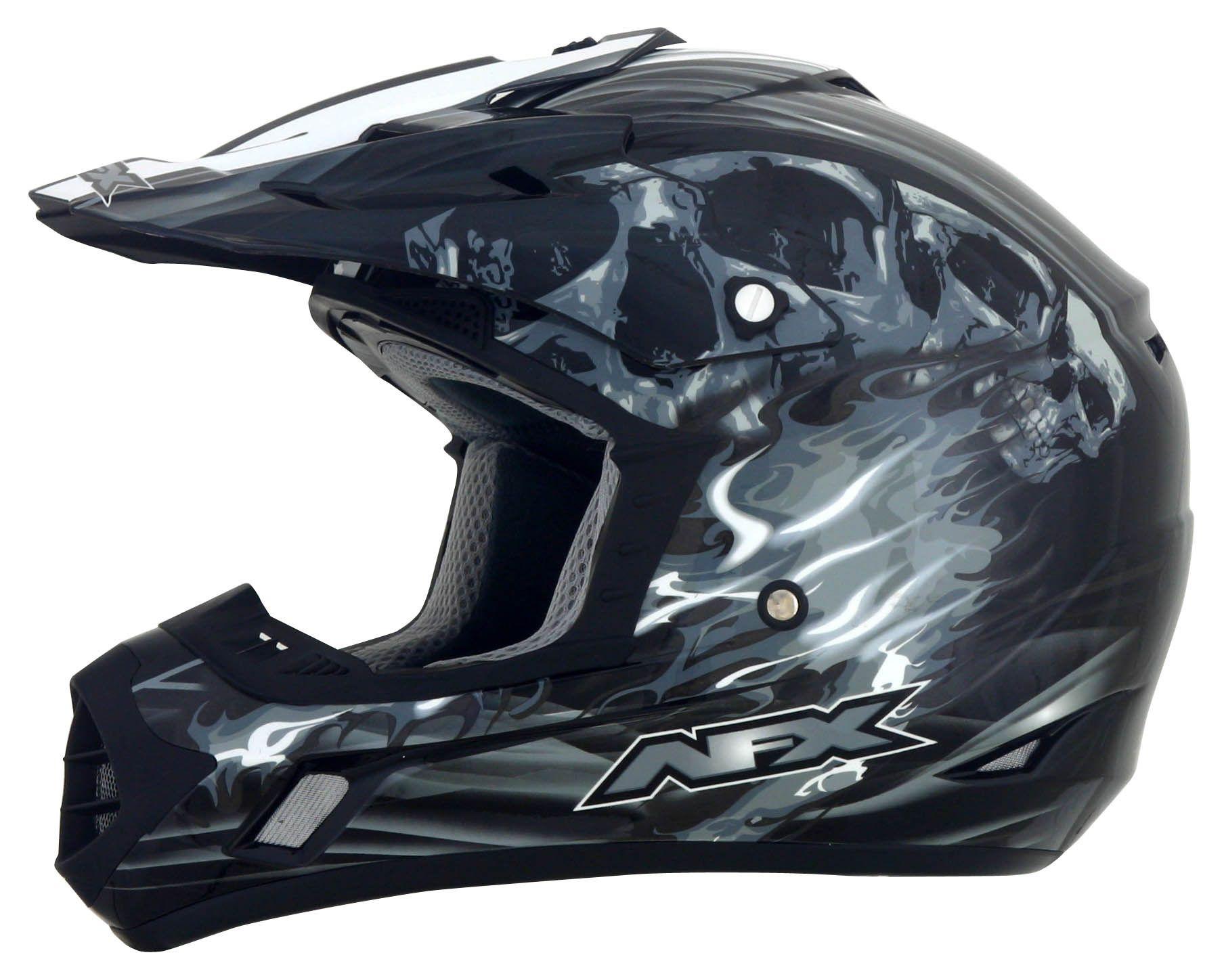 AFX FX-17 Inferno Helmet - RevZilla