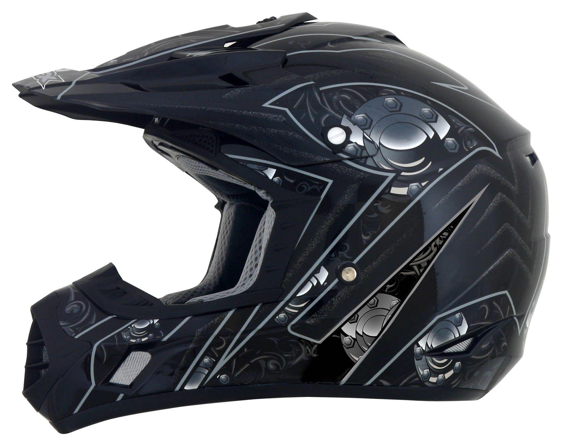 AFX FX-17 Gear Helmet - RevZilla