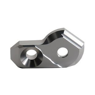 LighTech Track System Rearset Foot Peg Bracket