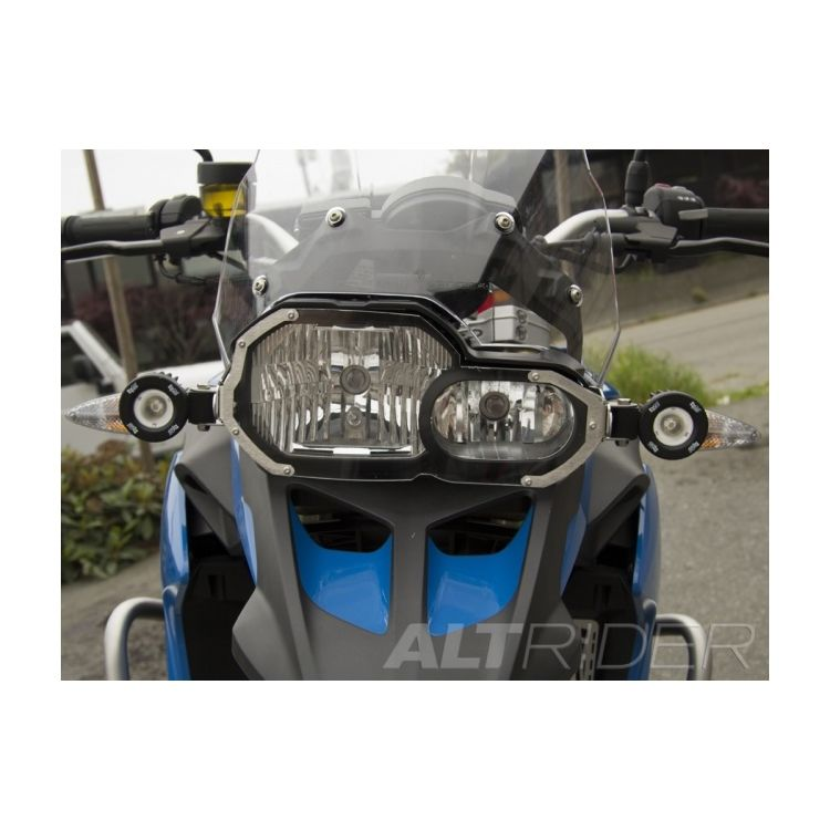 AltRider Lexan Headlight Guard Kit BMW F650GS 2008-2012