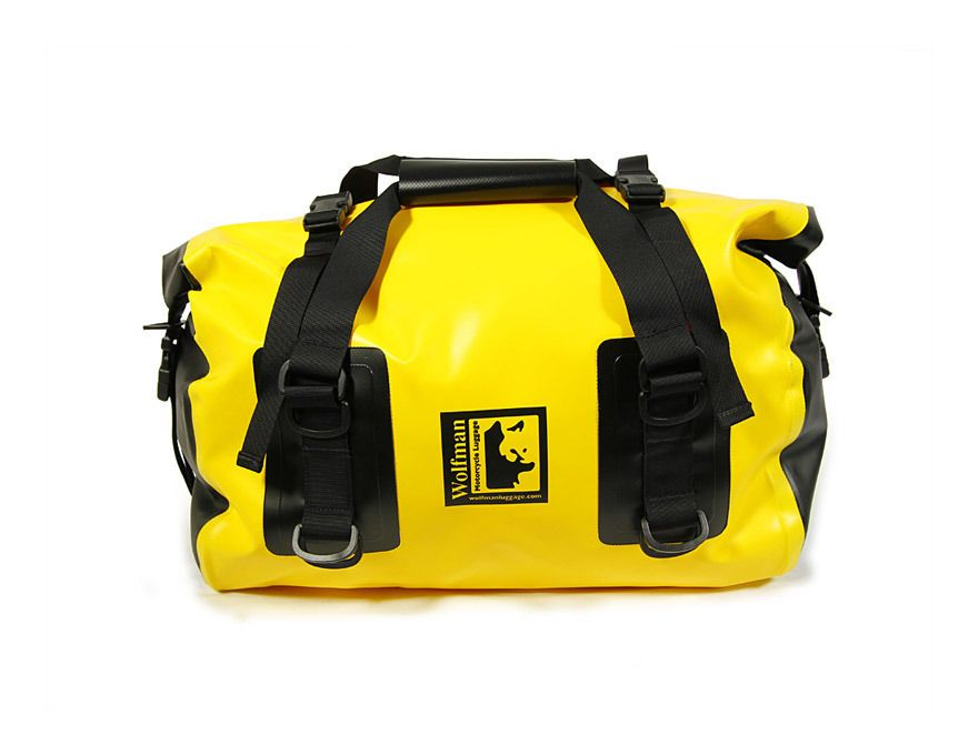 Wolfman Expedition Dry Duffel Bag 25 41 75 Off
