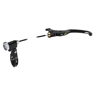 LighTech Magnesium Folding Brake Levers With Remote Adjuster