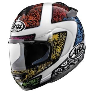 Arai Vector 2 Bright Helmet