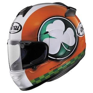 Arai Vector 2 Blarney Helmet (Size SM Only)