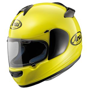 Arai Vector 2 High-Viz Neon Helmet